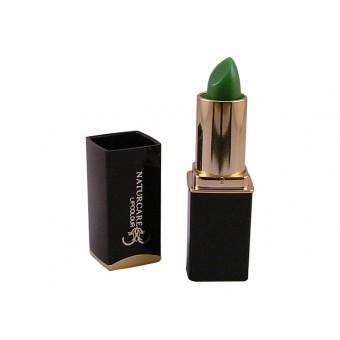 Lipcolour Groen, kleurt van groen naar rood-rose